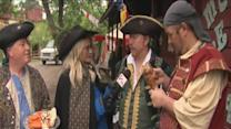 Castle of Muskogee hosts 16th century English village in annual renaissance festival II