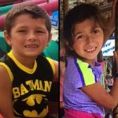 Mother Charged With Murder After Her 2 Missing Children Are Found Dead in Car Behind Police Station