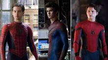 是真的!「三代蜘蛛人」合體 共演《蜘蛛人3》炸裂宇宙