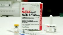On the way to colleges: 40,000 doses of opioid-blocker naloxone, the 'Lazarus drug'