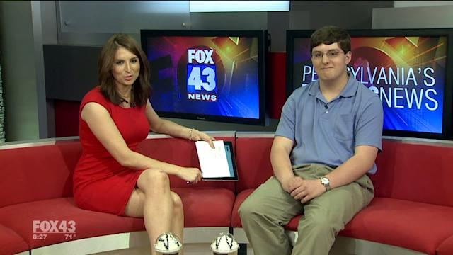15-Year-Old Publishes Third Civil War Book