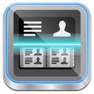 Contact Snapper is an easy way to turn business cards into contacts