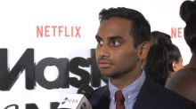 'Master of None' star Aziz Ansari says 'I'm single now,' reveals what he's looking for in true love