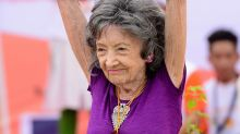 World's Oldest Yoga Teacher Dies at 101: 'She Is Now Dancing Her Way to the Next Planet'