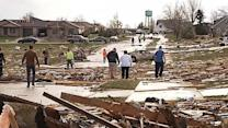 Tornadoes rip through Midwest, flattening neighborhoods in Illinois