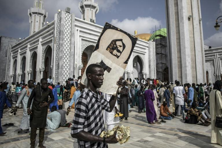 Senegal's Muslim brotherhoods have suspended religious festivities planned for this month (AFP Photo/JOHN WESSELS)