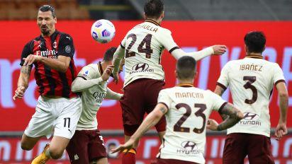 Gol, spettacolo e polemiche: Milan e Roma rispettano le promesse, 3-3 a San Siro