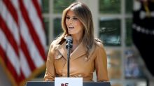 Melania Trump faces backlash after announcing initiative against cyberbullying: 'Be Best starts with the top'