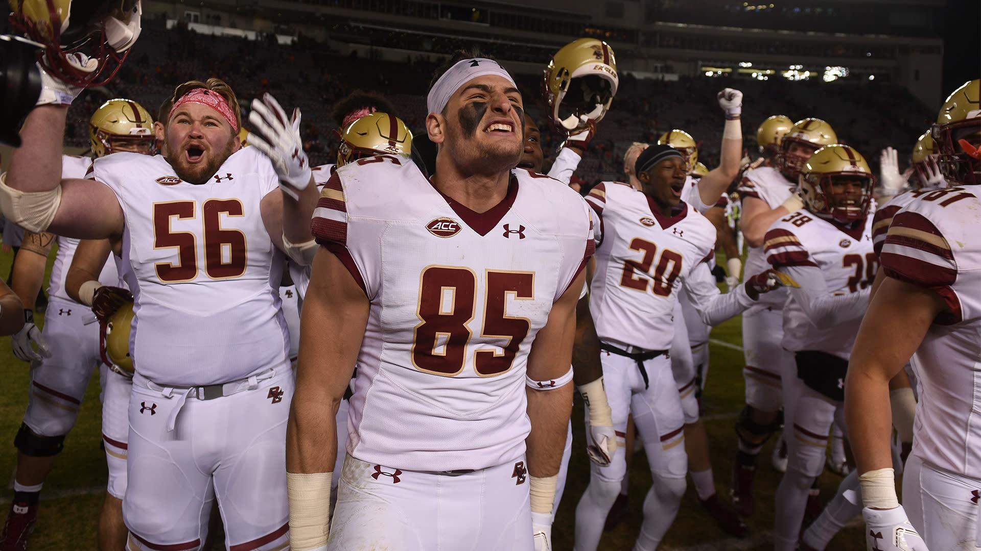 Unlikely Region Plays Host To College Footballs Biggest