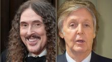'Weird Al' Yankovic Reveals The Really Terrible Song Idea Paul McCartney Gave Him