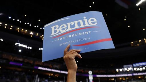 Sanders campaign asks supporters to not disrupt Clinton DNC speech 'as a courtesy to Bernie'