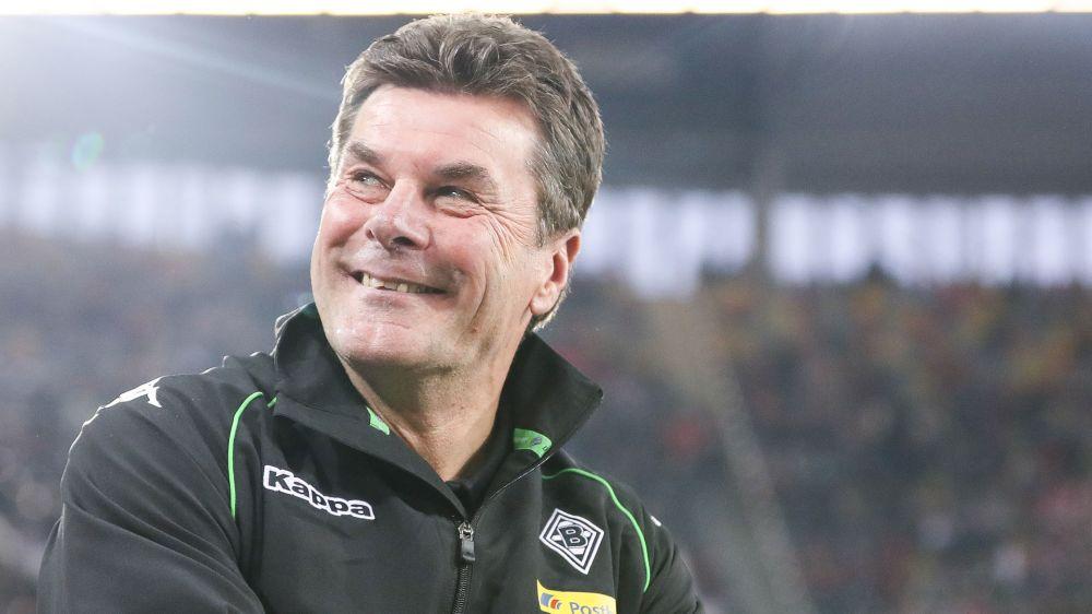 """Hecking: """"Warum nicht auch Nationaltrainer?"""""""