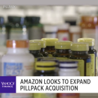 Amazon looks to expand PillPack acquisition