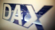 Dax nach Trump-Ankündigung zu Handelsstreit im Minus