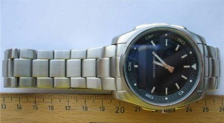 Sony Ericsson's MBW-150 Bluetooth watch now FCC approved