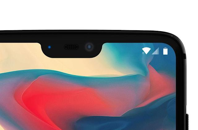 The OnePlus 6 will have a notch