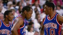 Dennis Rodman: The Pistons took a chance on me