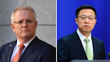 'Bear all the consequences': China's threat over Australia's Hong Kong move