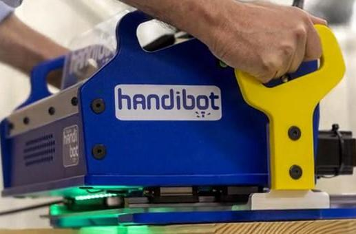 Handibot Smart Tool hits Kickstarter, cuts in 3D with mobile controls (video)