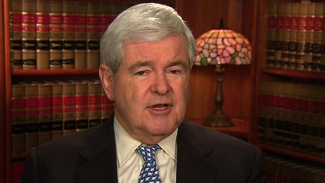Gingrich: US is too young and diverse for GOP to deal with