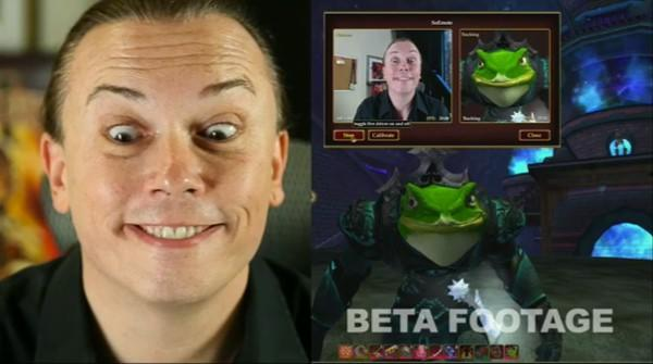 SOEmote brings your facial expressions to EverQuest II, lets fellow gamers know when you stub your toe