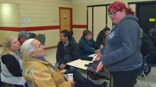 First Cree lesson draws dozens to North End community centre