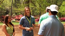 Trevor Lawrence's weekend: Masters, marriage and high-tech toaster from Jaguars fans