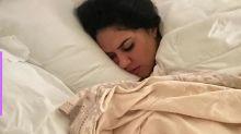 Zezé di Camargo mostra Graciele Lacerda dormindo e se declara: 'Acordar ao seu lado é privilégio'