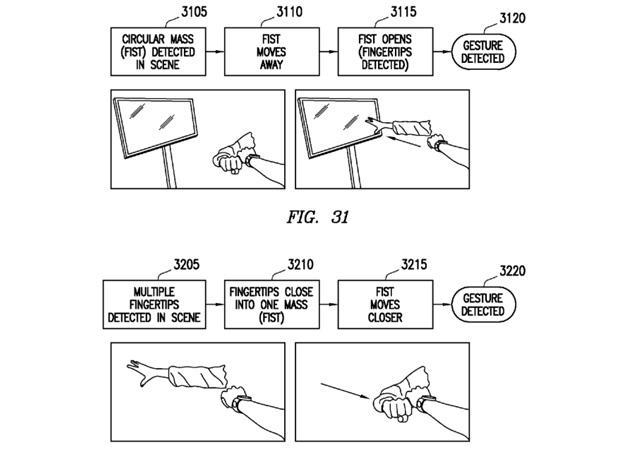 Samsung shows a smartwatch concept you control by waving your hands
