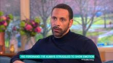 WATCH: Widower Rio Ferdinand opens up about grief ahead of BBC documentary