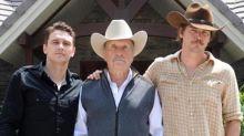 Watch Robert Duvall, James Franco, and Josh Hartnett on the Case in 'Wild Horses' Trailer