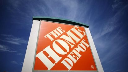 Home Depot's quarterly profit rises 2%