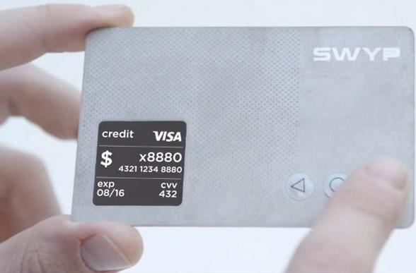 Swyp is yet another one-card wallet vying for your attention