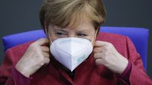 Merkel warns of 'difficult winter' as virus surges in Europe