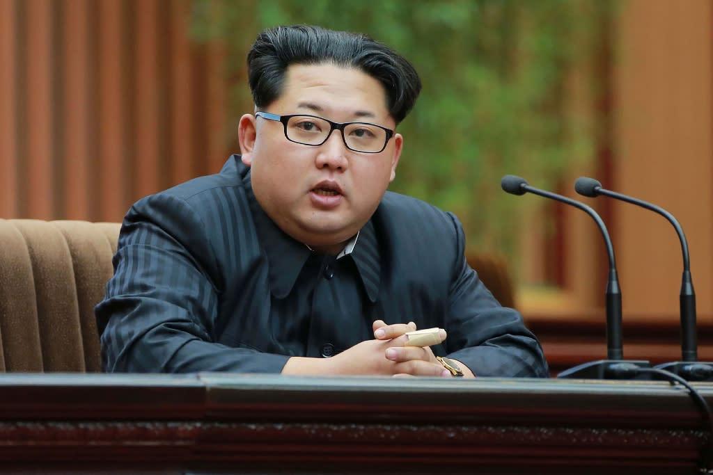 North Korea's Kim Jong-Un has been in power since 2012 (AFP Photo/)