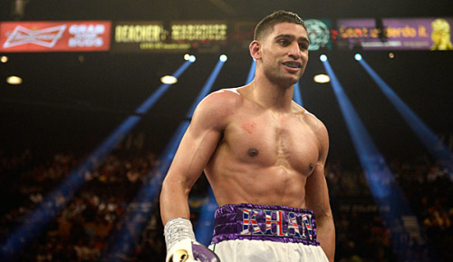 Boxen: Khan denkt über UFC-Wechsel nach