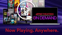 AMC Theatres debuts a first for a U.S. exhibitor: streaming service