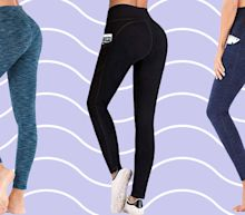 Over 25,000 shoppers adore Amazon's No. 1 best-selling leggings — and they're on sale!