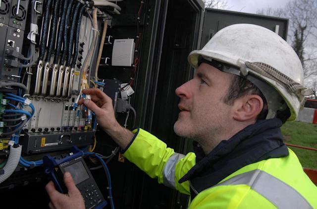 Openreach's VR videos detail the humdrum life of a network engineer
