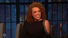 Michelle Wolf is unfazed by criticism of her performance at the White House Correspondents dinner