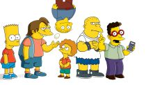 Let's celebrate 'The Simpsons' at 30 with Nancy Cartwright burning through all her voices on the show