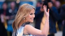 Kylie Minogue vows to 'Let loose' at Glastonbury