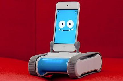 Romotive partners with Brookstone to bring Romo iPhone robot to retail starting today