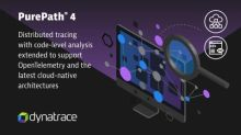 Dynatrace Announces PurePath 4 with OpenTelemetry and Support for the Latest Cloud-Native Architectures