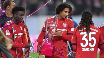 FC-Bayern-Nachwuchsstürmer Joshua Zirkzee angeblich vor Wechsel in die Niederlande