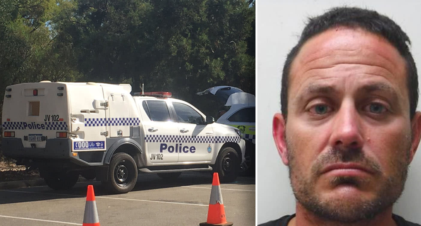Frantic search for man who disappeared after calling triple-0