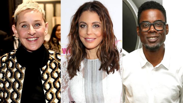 Bethenny Frankel Says Ellen DeGeneres, Chris Rock and More Gave Her 'Tips' on Doing Standup Comedy