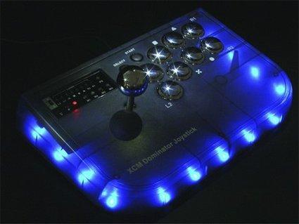 XCM Dominator PS3 joystick out this week