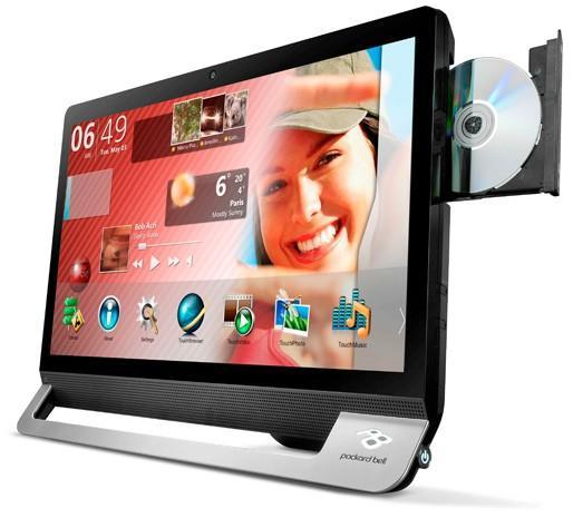 Packard Bell trims the fat on PB oneTwo all-in-one desktop PC line