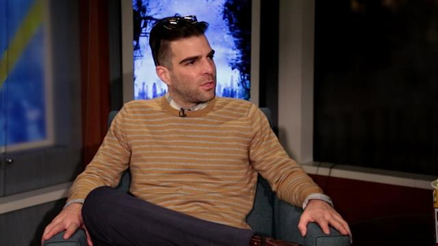 Zachary Quinto Wants to Play an 'Ewok' in New Star Wars